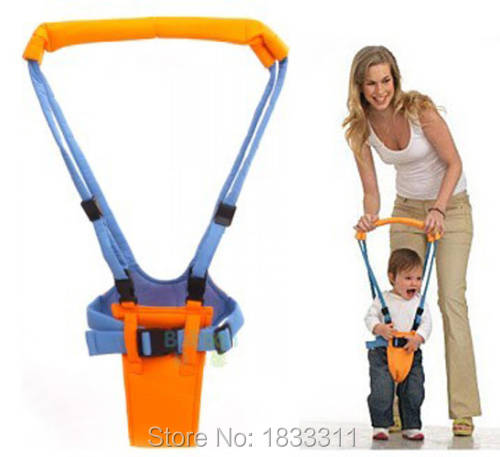 Baby Learn To Walk Toddler Kid Harness Assistant Bouncer Jumper Moon Walker(China (Mainland))