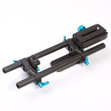 Buy FOTGA DP500IIS Quick Release QR Baseplate Rail System Rod Follow Focus DSLR for $85.50 in AliExpress store