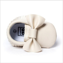 2016 Brand Baby Shoes Newborn Boys Girls Shoes PU Leather Infant Shoes Baby Moccasins 0-18 Months(China (Mainland))