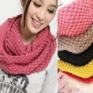 fashion Unisex scarf muffler yarn general lovers wool scarf neckerchief wraps,SK015
