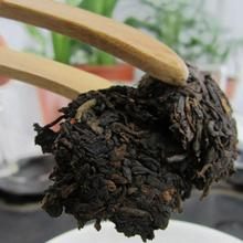 Puer cooked tea colorful phoenix 100 g trecsure pu er tea organic high mountaim trees material