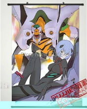 Decor Anime Poster Wall Scroll Anime EVA Neon Genesis Evangelion REI AYANAMI