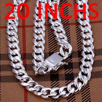 Free Shipping Wholesale Fashion Necklace , Silver plated Necklace . Nice Jewelry. Good Quality N0213(China (Mainland))