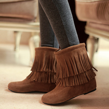 Cheap Fringe Boots For Women - Gommap Blog
