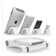 Universal Desk Mobile Phone Stand Holder Cell Phone Foldable Adjustable Smartphone Tablet Stand For iPad For iPhone 5 6S samsung(China (Mainland))
