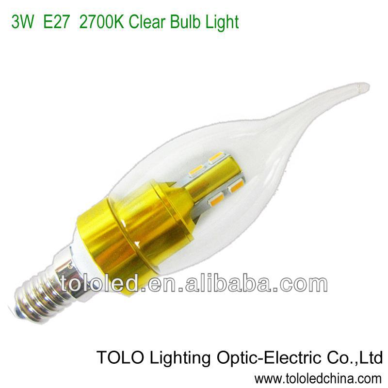 FREE SHIPPING 10pcs/lot Promotion LED Candle in the Wind Light Bulbs 240 Volt 3 Watt candle lamp in E14 base(China (Mainland))