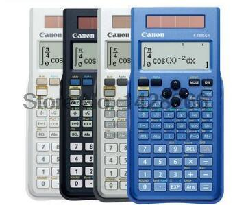 1 Pcs Canon F-789SGA student college entrance essential scientific calculator for special entrance examination better than 991es(China (Mainland))