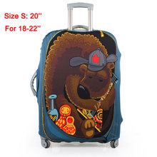 Travel Luggage Suitcase Protective Cover, Stretch, made for 20,24,28inch, Apply to 18-30inch Cases(China (Mainland))