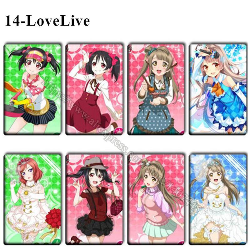 14 Lovelive