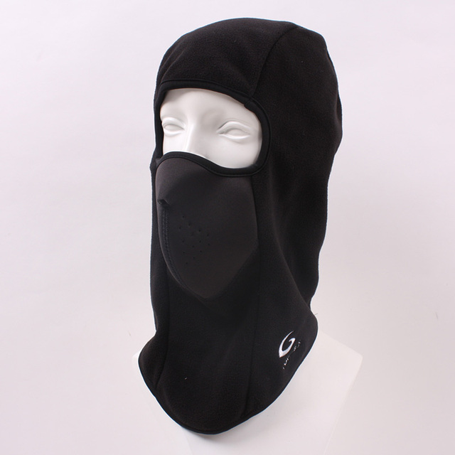 free shipping,  Siggi hat, male winter outdoor thickening thermal pocket hat, care face mask knitted hat,