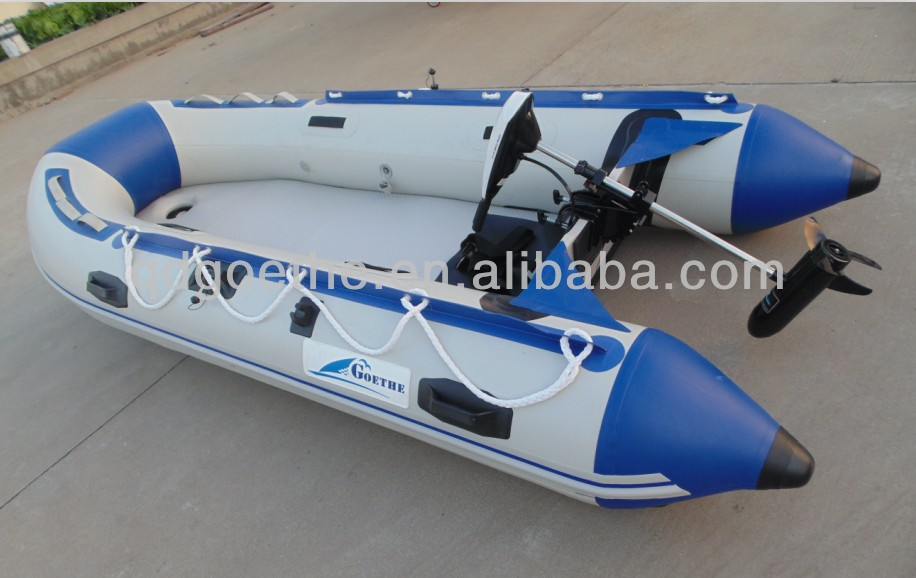 11' GTS330 Goethe Inflatable Boat with motor(China (Mainland))