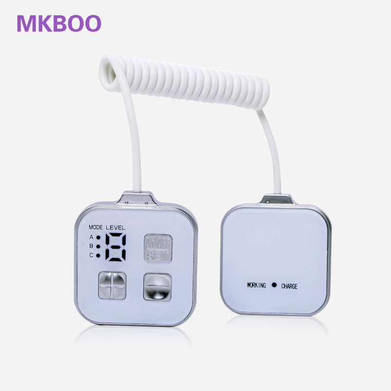 Electric Mini Full Body Massage Pad/ Pulse Slimming Massager lose weight device(China (Mainland))