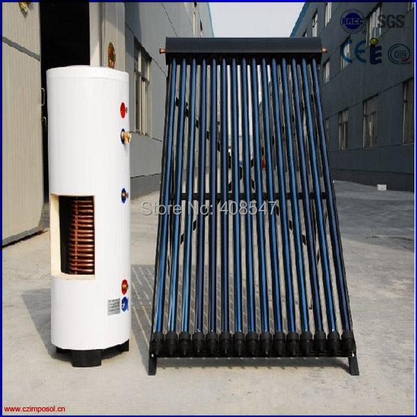 SRCC split high pressure solar heating system(China (Mainland))