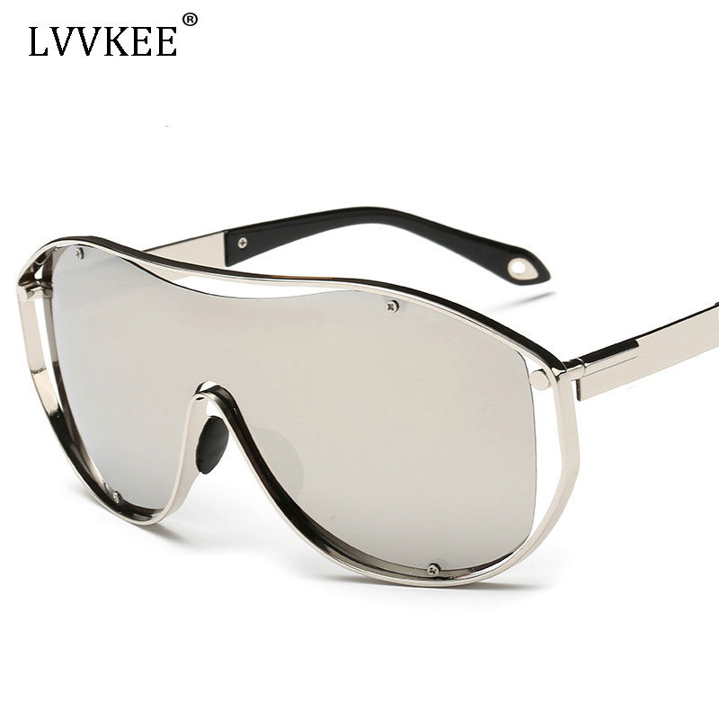 super cool steampunkmen large frame women metal sunglasses goggles luxury personalities joined sunglasseschina