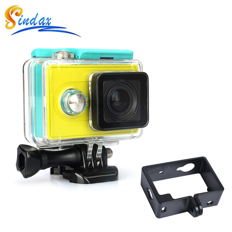 For Xiaomi Yi Case 40m Waterproof Xiaoyi Case For Yi Action Camera 40M