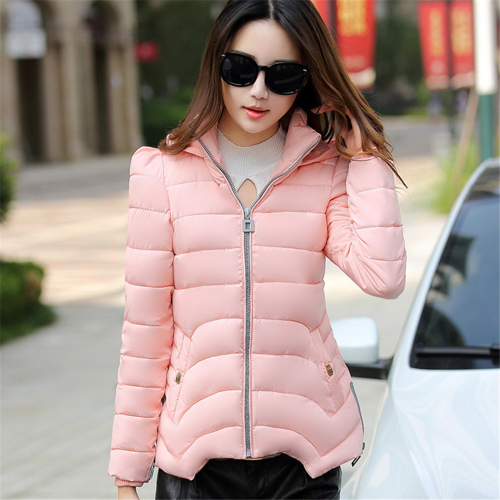 Womens Pink Winter Coats - Coat Racks