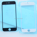 A Outer Front Glass Screen Replacement for iPhone 6 4 7 Glass Lens Black White 10pcs
