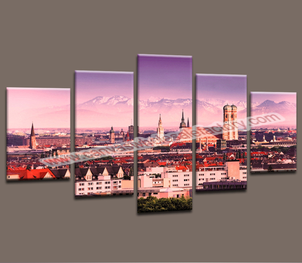 Картина Canvas prints--JS ,  wall hanging--JS-PC719-2