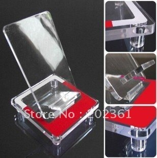 50pcs/lots lovely mini mobile phone holder/cellphone holder/Acrylic Mobile Phone Holder/mobile display stand