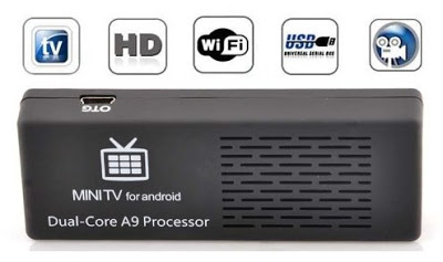 Android Mini TV Box Android OS 4.1 Jelly Bean RK3066 A9 Dual Core Stick TV Dongle MK808B Bluetooth(China (Mainland))
