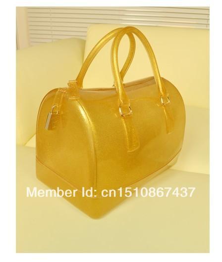 Hot sale furrly bag candy shoulder bag best quality handbag free shipping bag(China (Mainland))