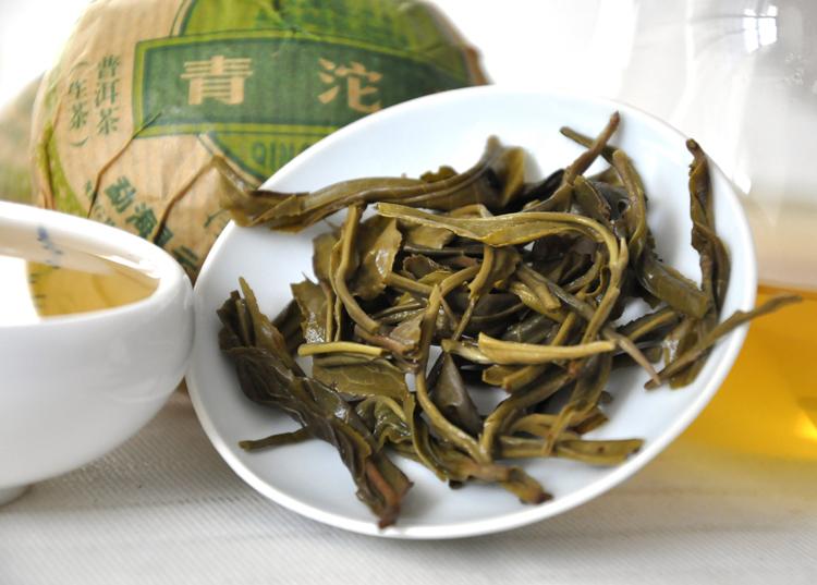 New Arrival 2012yr Pu er tea health tea winter tea puer tuocha 100g High Quality Raw
