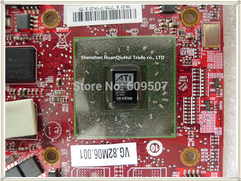 K000062620 ls-4165p g94-650-a1 512 м vga видеокарта совет по toshiba qosmio f50 f55 x305 x300 ноутбук(china