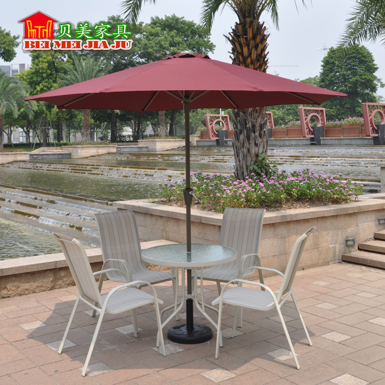 Outdoor furniture umbrella patio garden booth casual beach Celi column<br>