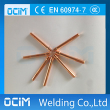 """Buy 10PCS 10N25 Tig Collets 1/8"""" 3.2mm 50MM Long SR WP 17 18 26 Welding Torch for $3.00 in AliExpress store"""
