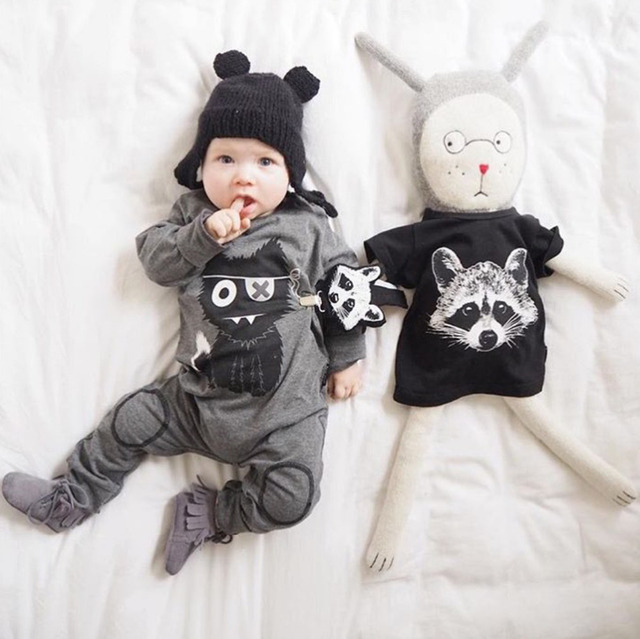 baby boy/girl clothes long sleeve baby rompers