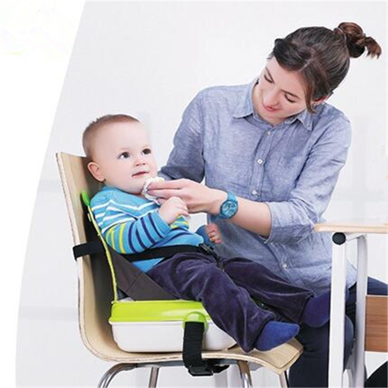 Baby Safety Waterproof Soft Dinner Chair Mummy Package Bag  Fashion Infant Seat Feeding Highchair For Baby chair Seat Nappy Bags<br><br>Aliexpress