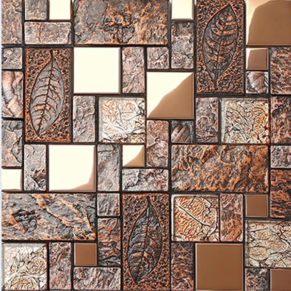 Online kopen wholesale rustieke badkamer tegels uit china rustieke badkamer tegels groothandel - Deco mozaieken badkamer ...