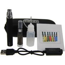 EGo CE4 kit de cigarrillo Electrónico ego T 650 mah 900 mah 1100 mah batería ce4 atomizador 1.6 ml con Cremallera caso de cigarrillos electrónicos kit
