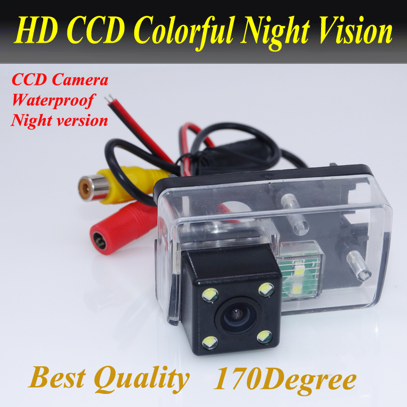 Hot selling Rear view camera for PEUGEOT 307 (2008-2010) CAR Rear view BACK UP camera Factory Promotion(China (Mainland))