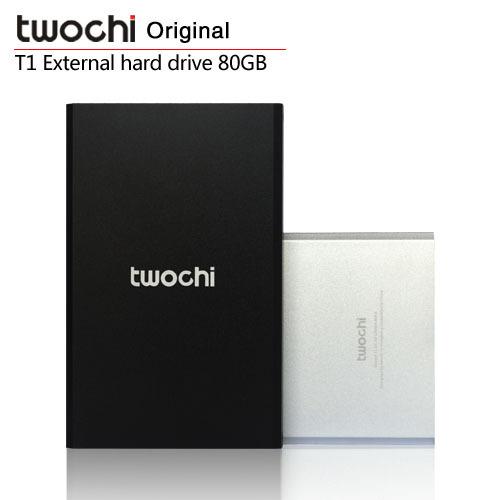 Free shipping 2.5 inch Slim Oiginal HDD 80G Storage External Hard Drive Portable Disk USB2.0 Plug and Play Good price(China (Mainland))