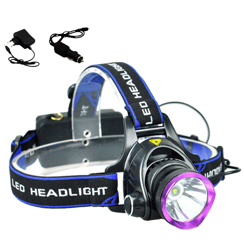 High Power CREE Q5 Waterproof LED Headlamp LED Headlight 3 ...