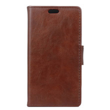 ZTE Blade V7 Hot Selling Vintage Crazy Horse Skins PU Leather Case Stand Card Slot Wallet Cover Cases - fly-ge store