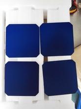 10pcs x Sunpower  Solar Cell 21.8% High Efficiency 3.34W 125 x 125 C60 Monocrystalline for Solar Impulse Airplane(China (Mainland))