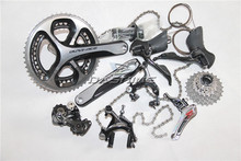 DASHINE BIKE DI2 groupset Carbon bicycle 11 speed electronic gearing bike group 9000
