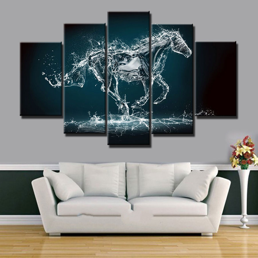 Image gallery home decor art for Modern home decor pieces