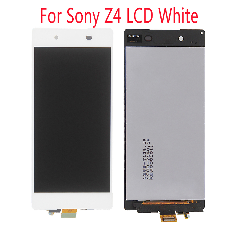 все цены на FOR sony z4 lcd 100% Sony Xperia Z4 Z3 + For Sony Xperia Z4 LCD
