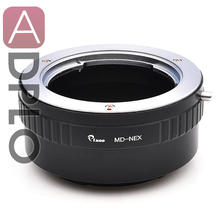 Buy Lens Adapter Ring Suit Minolta MD Sony NEX 5T 3N NEX-6 5R F3 NEX-7 VG900 VG30 EA50 FS700 A7 A7s A7R A7II A5100 A6000 for $16.99 in AliExpress store