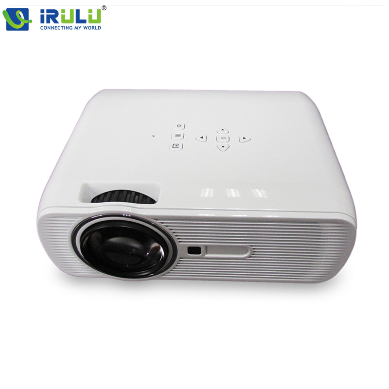 New bl 80 mini portable video projector home cinema for Best portable video projector