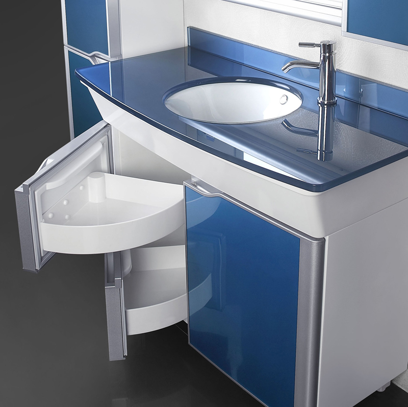 European style bath cabinets european villa european for European style bathroom