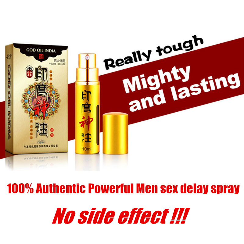 2Pcs/lot Powerful India god oil Male Delay Spray to prevent premature ejaculation ,retarded ejaculation sex spray for men(China (Mainland))