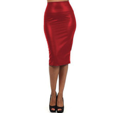 R70146 Ohyeah company wholesale and retail dress women solid black and red hot sale midi dress 2015 super deal pencil dress