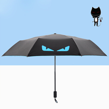 Buy 2017 New 97cm Rain Umbrellas Women Three-folding Anti UV Sunny Rainy Umbrella Parasol 35 for $9.75 in AliExpress store