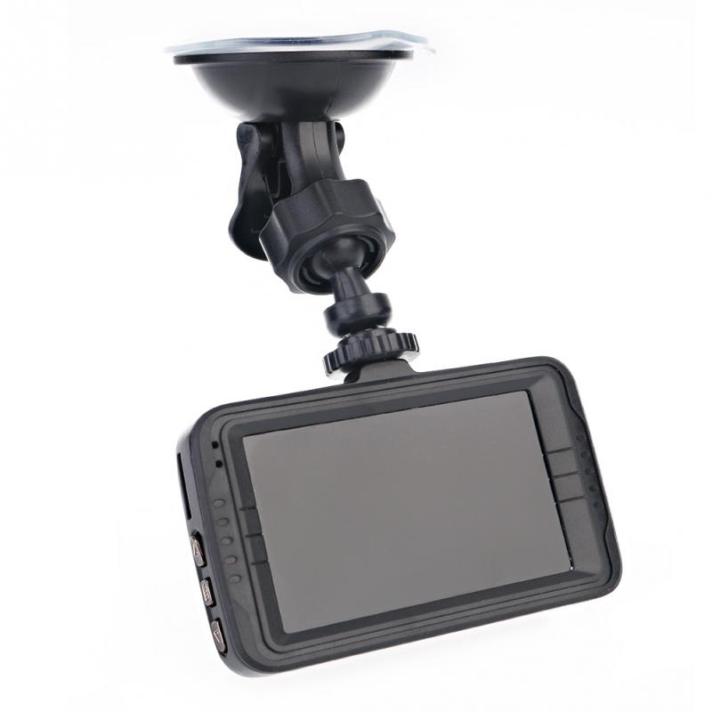 1 PC HD High-Res 3 Inch IPS Display Wide Angle 150 Degree Car Driving Recorder Camcorder Loop Recording DVR with Infrared(China (Mainland))