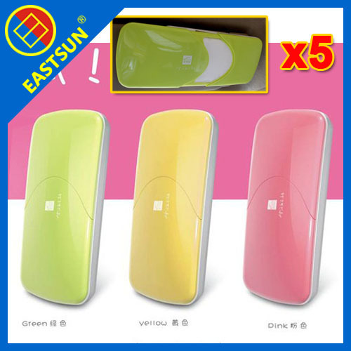 wholesale EASTSUN Youth Plastic Car Sunshade Board Facial Tissue Box Case Holder free shipping(China (Mainland))