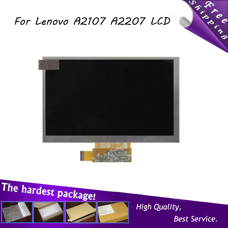 For Lenovo IdeaTab A2107 A2207 LCD Screen Display Repair Replacement Parts(China (Mainland))